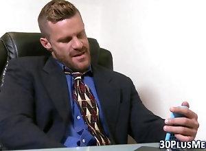 masturbation,rimjob Buff hunk rams...