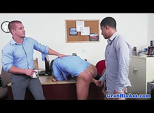 anal,cumshot,toy,cocksucking,jerking,office,fetish,workplace,gay,boss,stud,jock,employee,gaysex,harassment,gay Assfucked office...