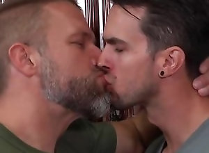 Gay,Gay Kissing,Gay Muscled,Gay Daddy,Drill My Hole,gay,kissing,muscled,threesome,men,daddy,blowjob,large dick,condom,riding,tattoo,kitchen,gay fuck gay,gay porn,bearded,young men Stepfather's...