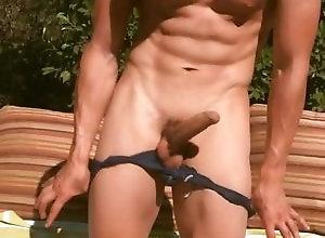 Gay,Gay Outdoor,Gay Muscled,Gay Latino,Gay Pornstar,Gay Masturbation Solo,gay,outdoor,smooth,muscled,young men,latino,underwear,solo masturbation,pornstar Angel Santiago