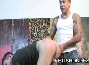 fetishdudes;interracial;latino-on-white;dilf;daddy;fetish;spanking;punishment;humiliation;ass-spanking;domination;gaydom;submission;tristan-mathews;max-sanchez,Fetish;Pornstar;Gay;Interracial,max sanchez;tristan mathews Tristan Mathews...