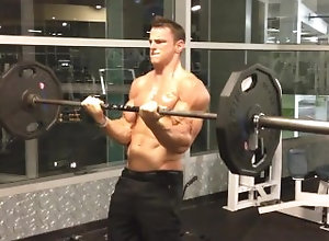 bodybuilder;muscle,Muscle;Solo Male;Gay Eric Janicki