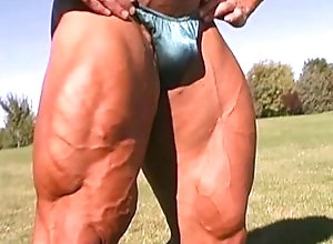 bodybuilder;legs;muscle;quads;ripped;hard;huge;flexing;posing,Muscle;Fetish;Solo Male;Gay Legs Compilation