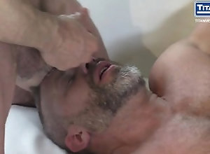 titanmen;titanman;titanporn;muscles;big-dicks;huge-dicks;daddies;bear;anal-sex;ass-fucking;jocks;blowjobs;threesomes;boots;hairy;brunette,Muscle;Pornstar;Gay;Bear,Dirk Caber Package: Hunter...