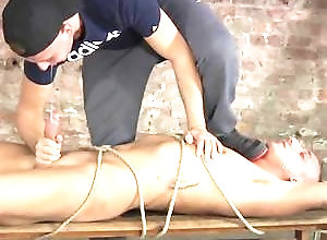 Gay,Gay Bondage,Gay Domination,Gay Fetish,deacon hunter,tyler jenkins,blowjob,bondage,fetish,domination,gay,tied up,young men,handjob,large dick A Cummy Reward...
