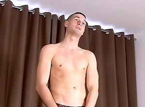 Gay,Gay Masturbation Solo,sean savoy,solo,masturbation,average dick,short hair,young men,cum jerking off,on the sofa,british,gay A Horny Wank With...